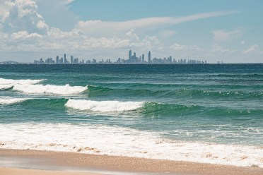 Not Brisbane but Gold Coast
