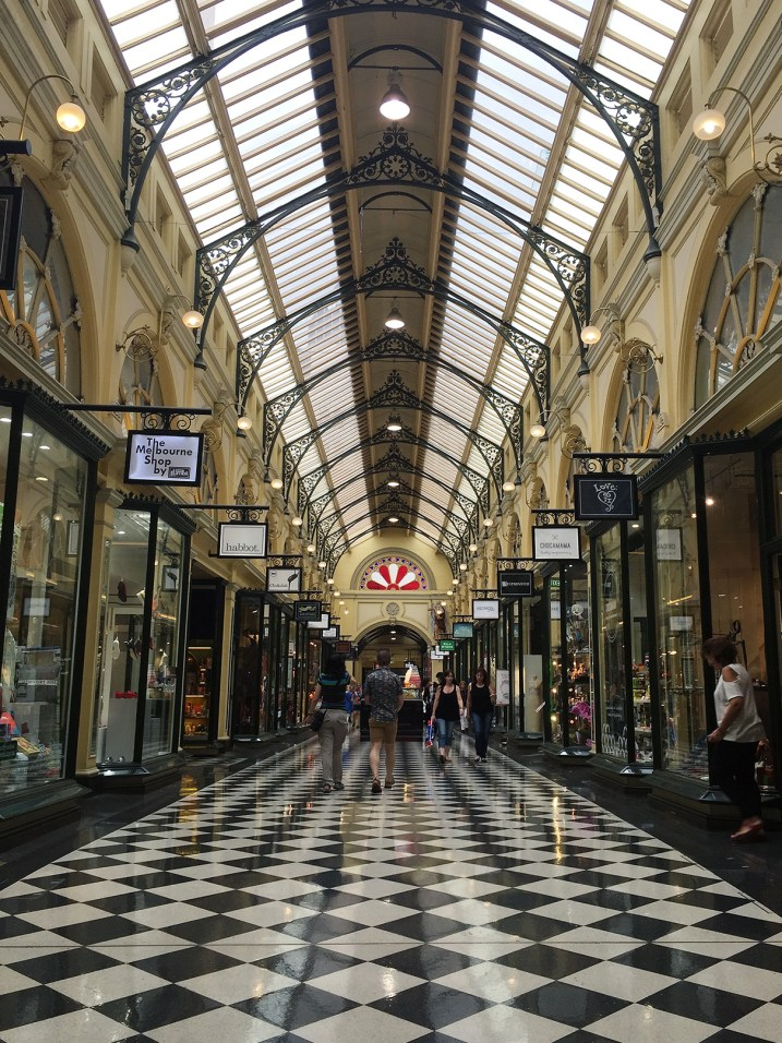 Royal Arcade Shopping mall