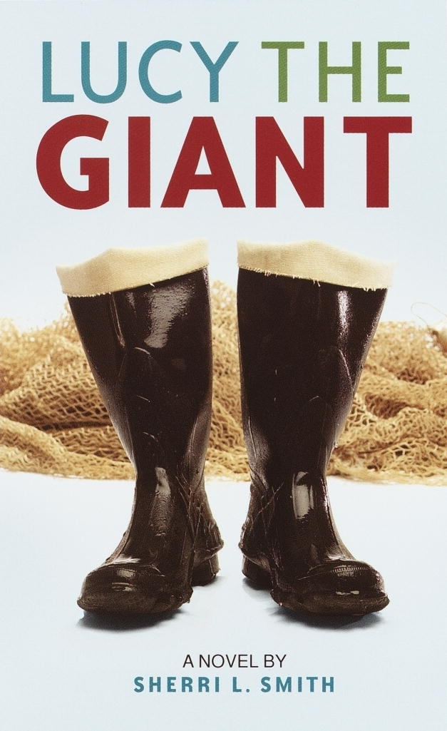 Lucy and the Giant Cover