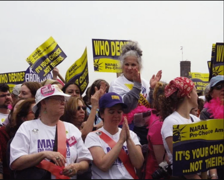 March for Women's Lives 2004