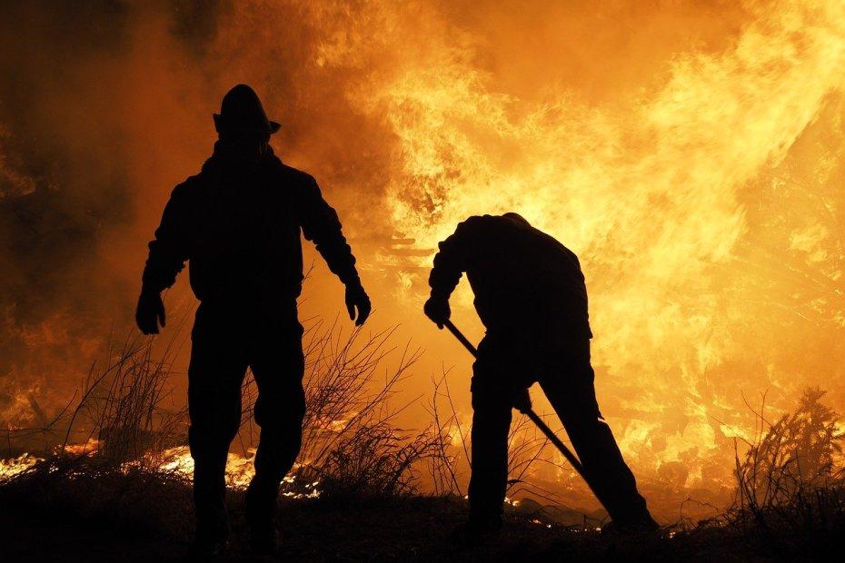 Minnesota Fire Risk