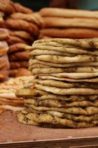 Pita Bread with Za'atar