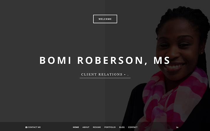 Create A Resume Website Build A Personal Website & Portfolio