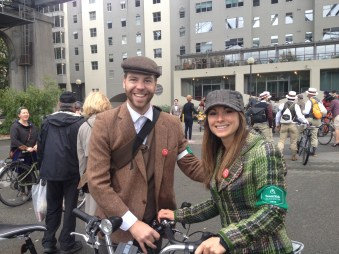 Vancouver Tweed Ride