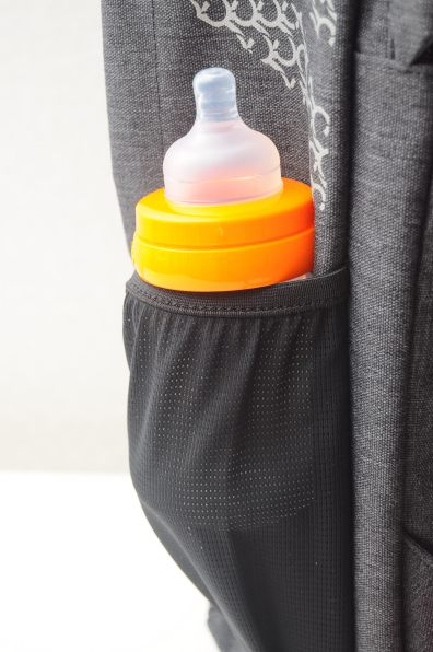 Pannier Backpack Baby Bottle