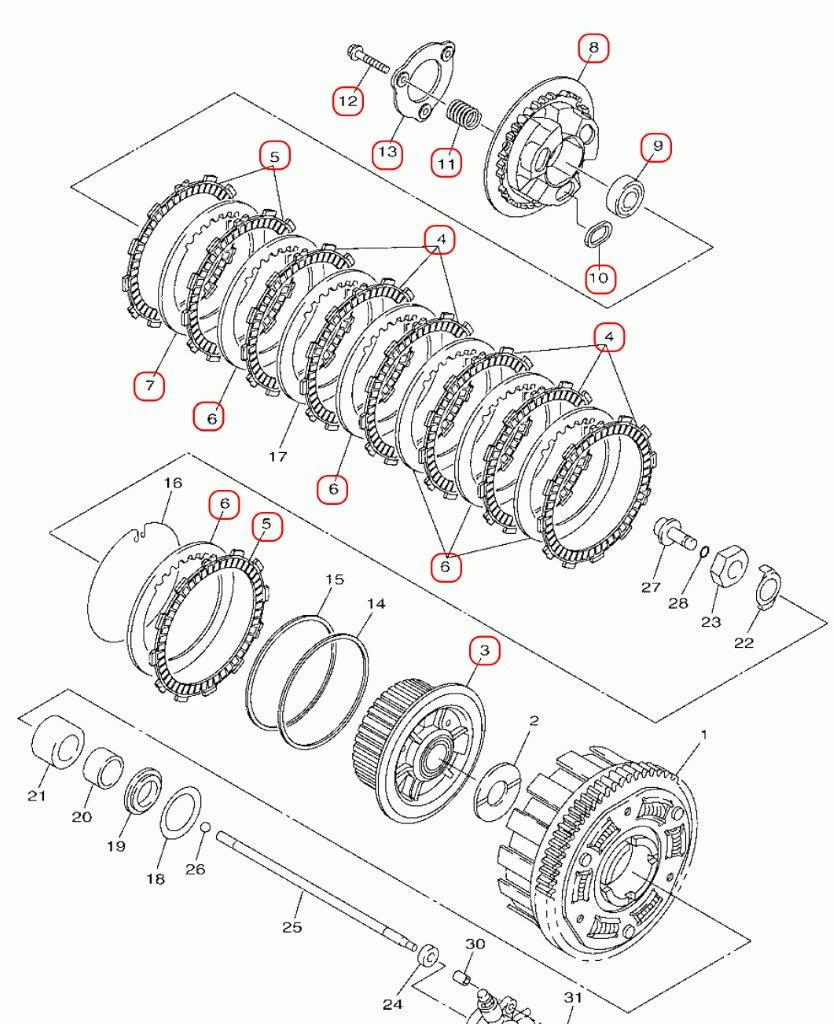Chinese Atv Wiring Diagram Dirt Bike. Diagram. Auto Wiring