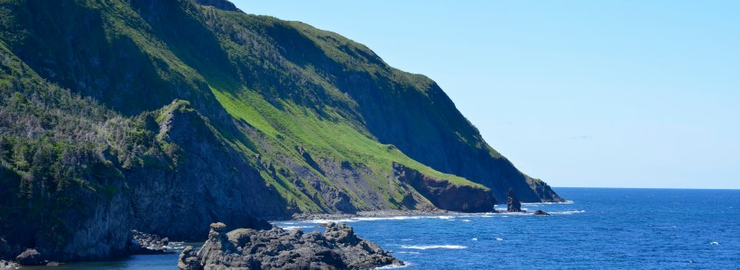 Exploring Newfoundland's West Coast: Blow Me Down Provincial Park, Woody Point, & Green Gardens
