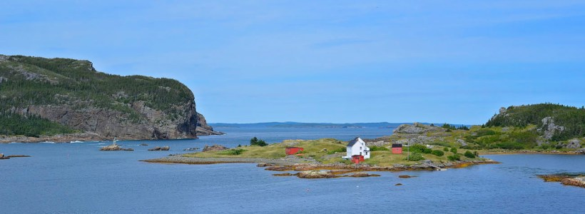 Hiking in Central Newfoundland: The Salvage Trails