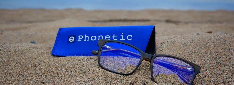 A Smart Choice for Your Eyes: Phonetic Eyewear Review and Giveaway!