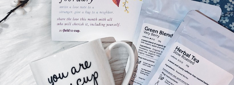 Field to Cup: The Subscription Box You Need to Sign Up For Right Now