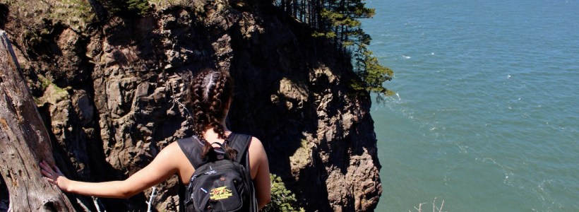 Hiking to the Edge of the World: Cape Split