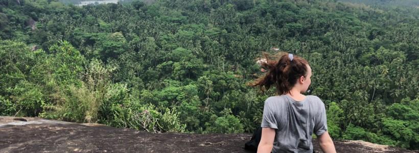 Sri Lanka Diaries: Mulgirigala Rock Temple