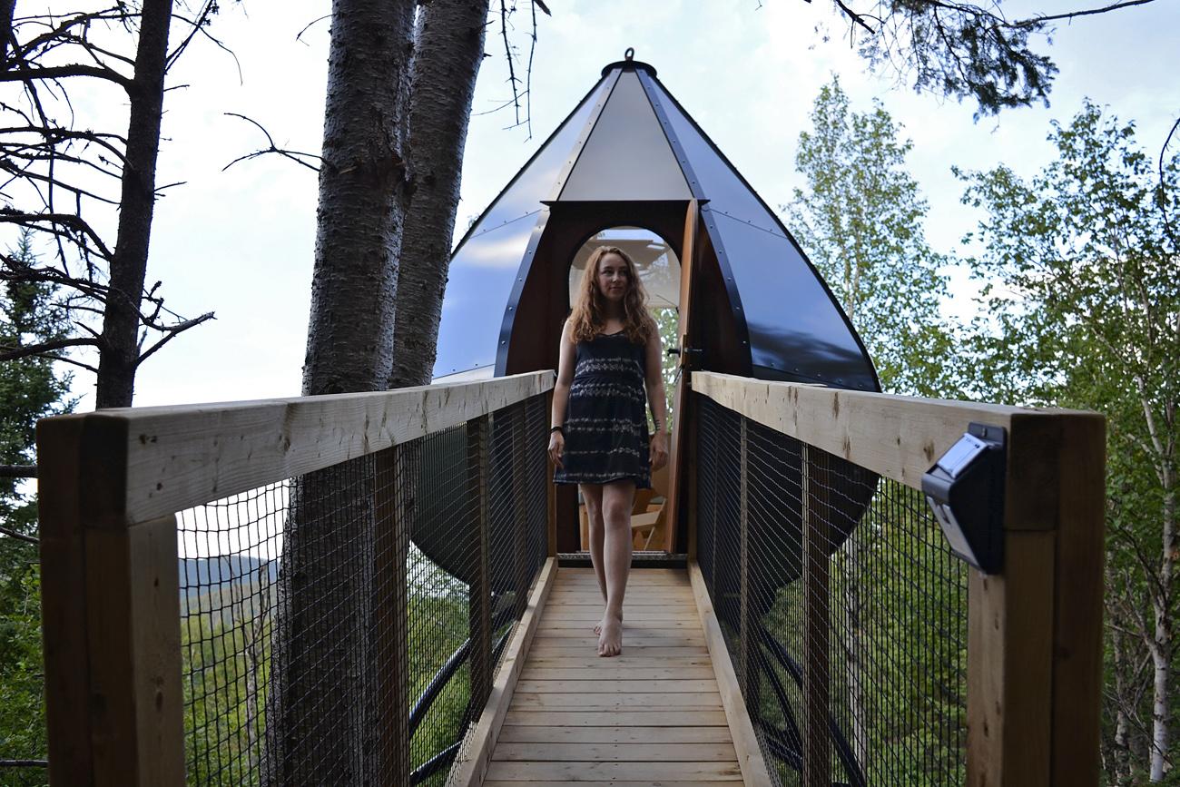 Camping Like Never Before Terra Nova National Park Oasis