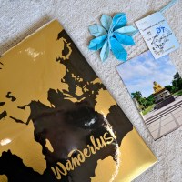 Creating a Travel Scrapbook