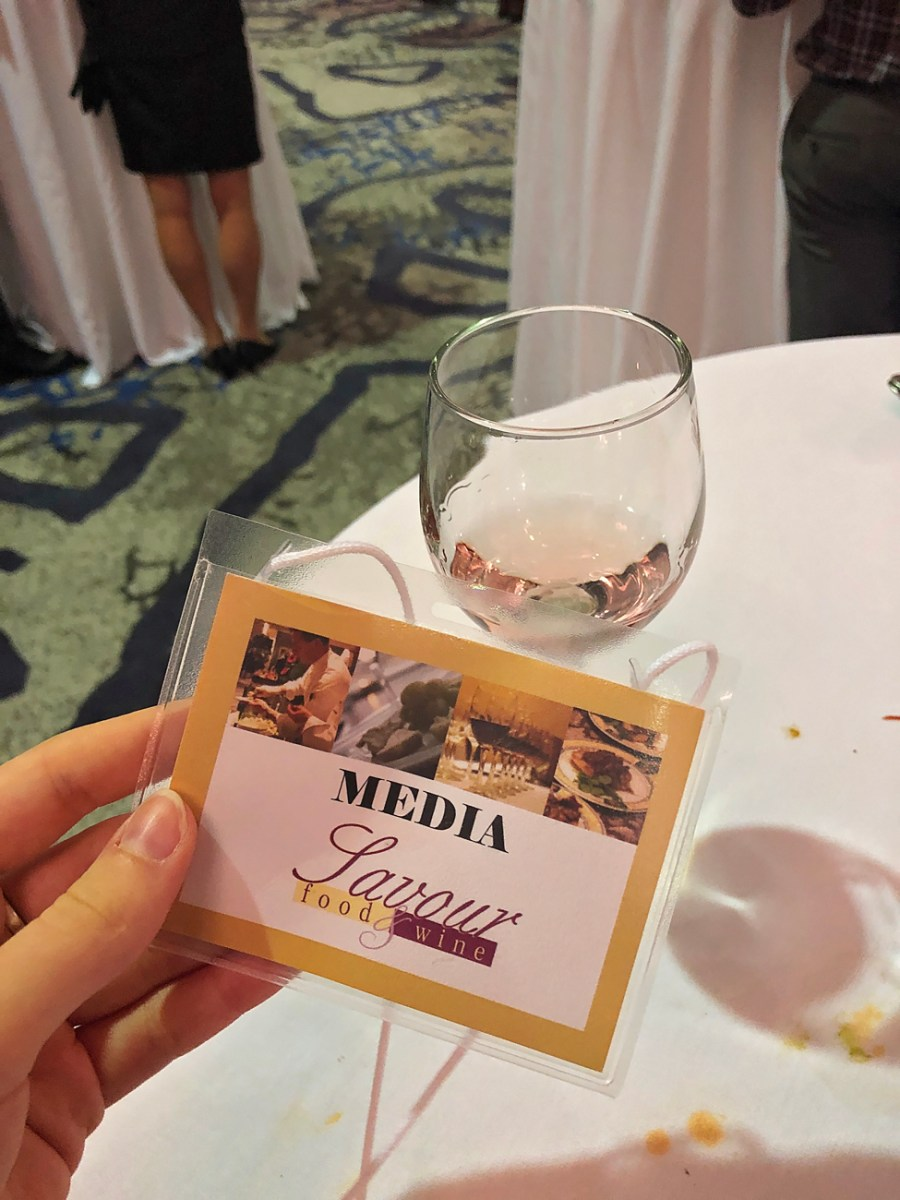 Local Event Highlight: Savour Food & Wine Show 2019