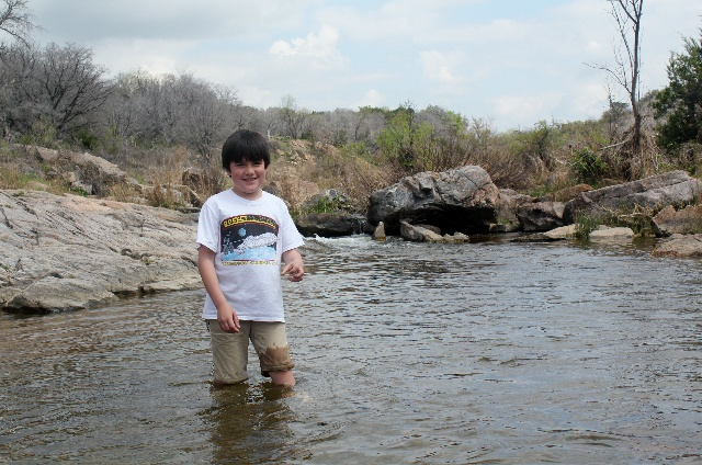 Devil's Hole at Inks Lake SP - water play - Two Worlds Treasures