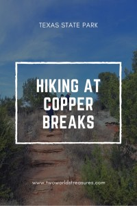 Copper Breaks State Park - Texas State Park