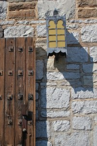 Longhorn Cavern - door - Burnet, TX - Two Worlds Treasures
