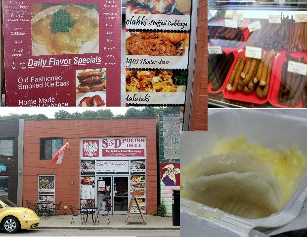 S&D Polish Deli - Strip District, Pittsburgh - Two Worlds Treasures