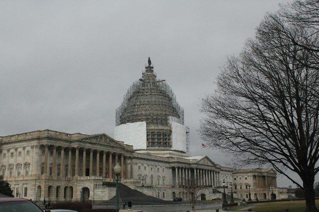 Visiting Washington, D.C. during Christmas Break-US-Capitol