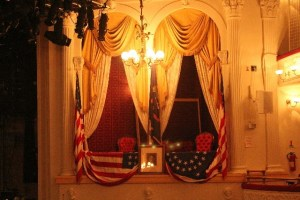 Visiting Washington, D.C. during Christmas Break-Ford's-Theatre