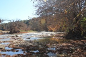 Chasing a Dramatic Fall Scene in Texas - Two Worlds Treasures