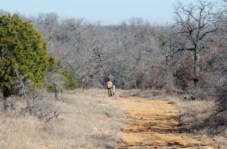 3 Trails for Family Hiking at Lake Mineral Wells State ...