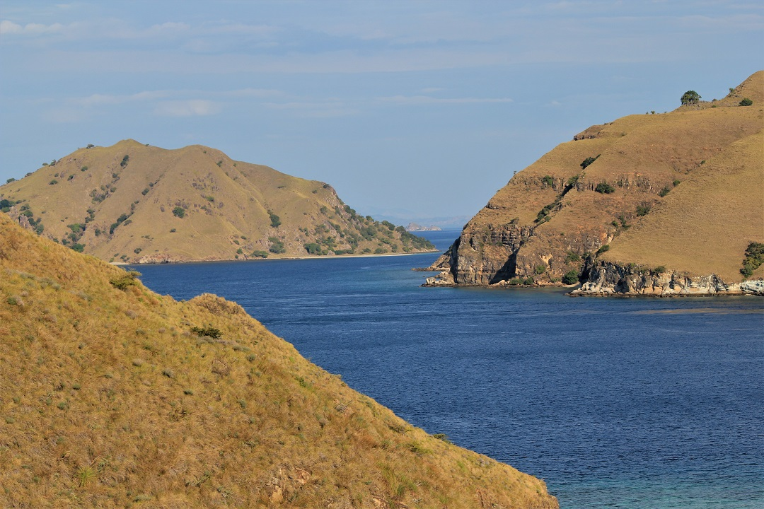 Breathtaking Hiking at Gili Laba Island in Komodo National Park