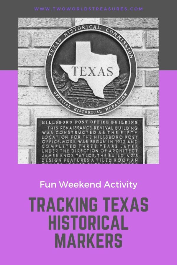 Tracking Texas Historical Markers Along I-35 W: A Family