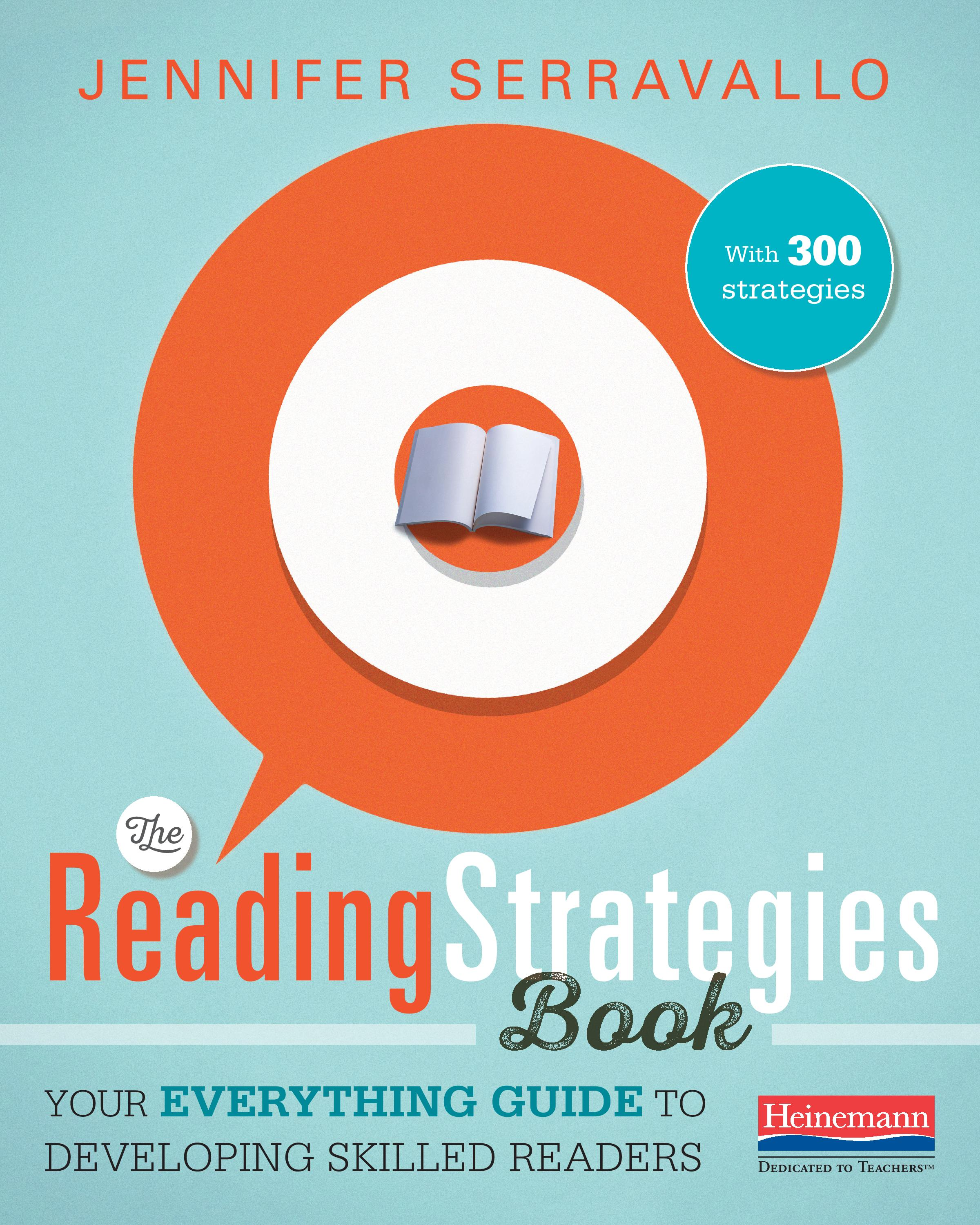 The Reading Strategies Book  Two Writing Teachers