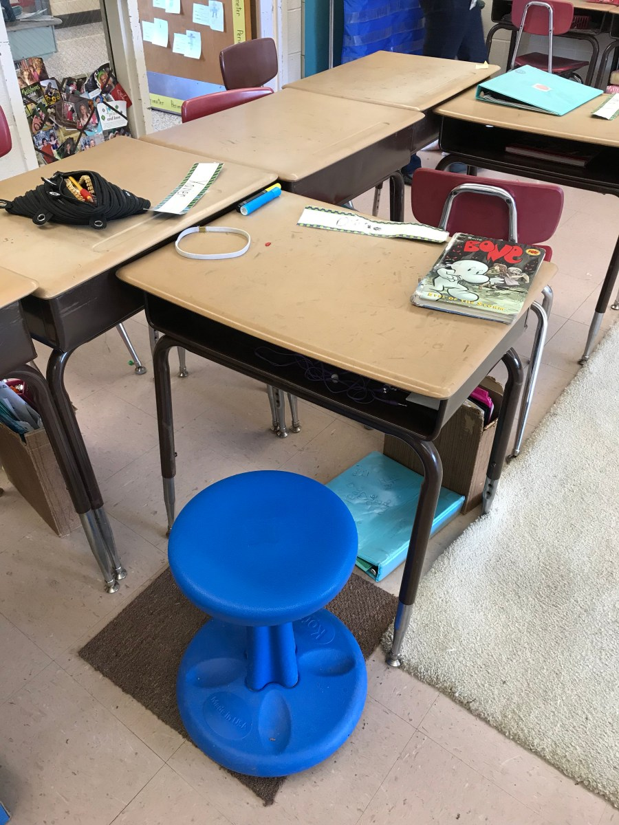 Flexible Seating Options  TWO WRITING TEACHERS
