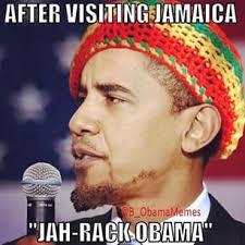 Obama does love Bob Marley...
