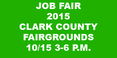 Charlestown Chamber of Commerce Job Fair 2015