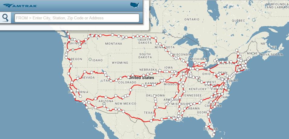 美國: Amtrak 加州微風號(California Zephyr) – 頂級臥鋪食宿篇