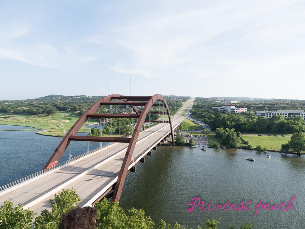 Austin's 360 Bridge