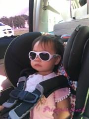 寶寶太陽眼鏡