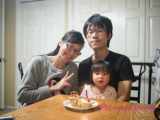 茉莉 2Y 生日