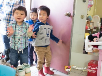 3Y Blueberry Birthday Party
