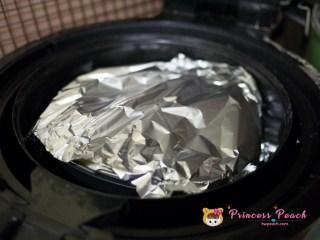 鋁箔紙防止表面上色