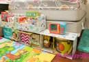 [媽媽手做] 寶寶書櫃 DIY