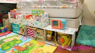 寶寶書櫃-DIY