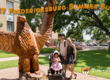 Fredericksburg 國慶出遊