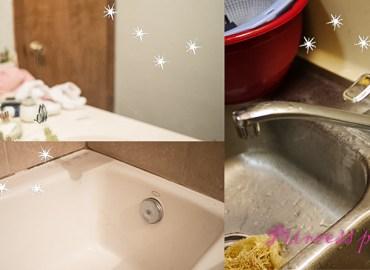 廁所大掃除