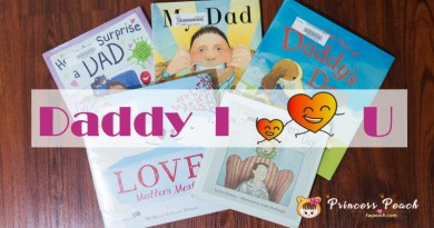 [英文繪本] 2Y 娃的書櫃 – Daddy, Daddy & Daddy 之父親節特輯 PART II~!!