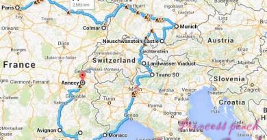 Europe Babymoon Roadtrip