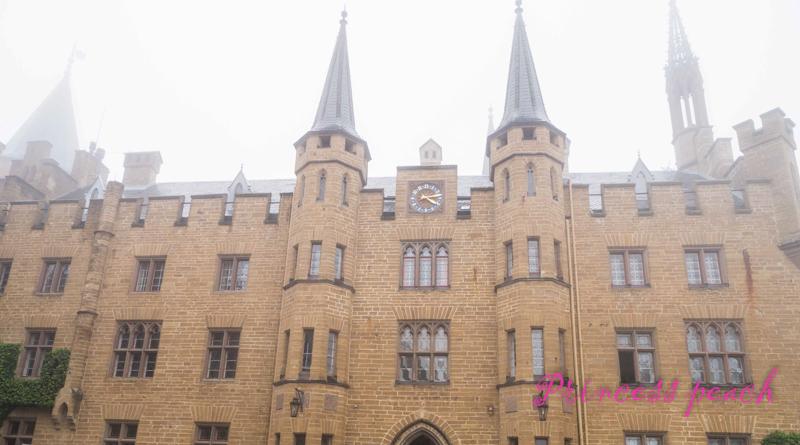 霍亨索倫城堡 Burg Hohenzollern