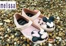 [開箱] 巴西可愛實穿的 Mini Melissa 香香鞋 Disney 聯名款~!!