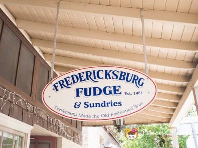 Fredericksburg 德國小鎮