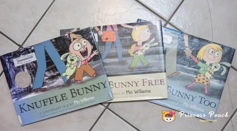 Knuffle Bunny Series