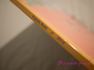Friends photobook
